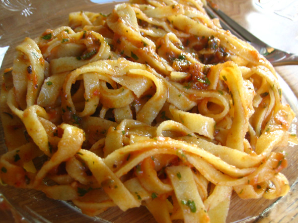 Easy home cooked pasta recipes