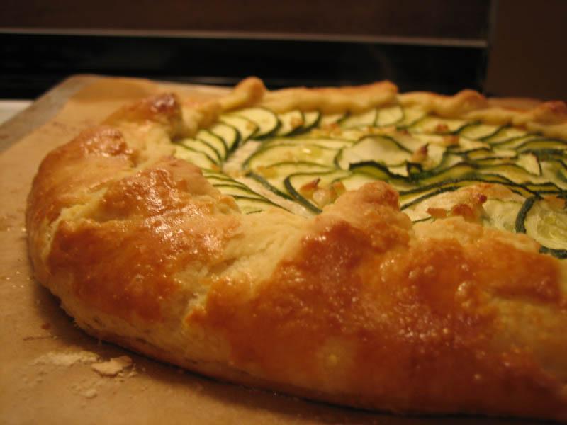 Smitten Kitchen's Zucchini and Ricotta Galette - I Love ...